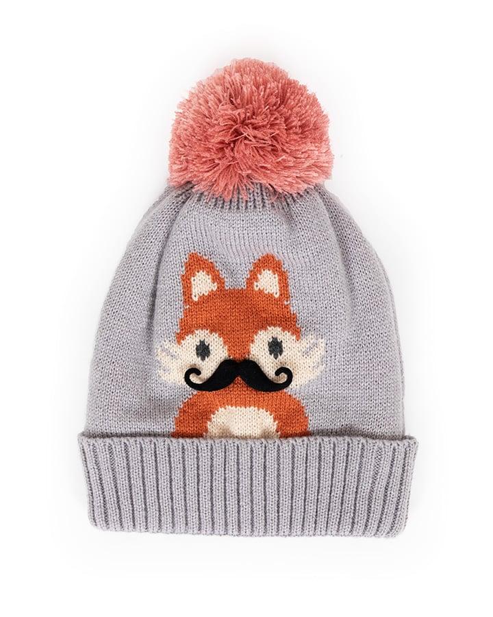 Cosy Fox Powder Kids Hat