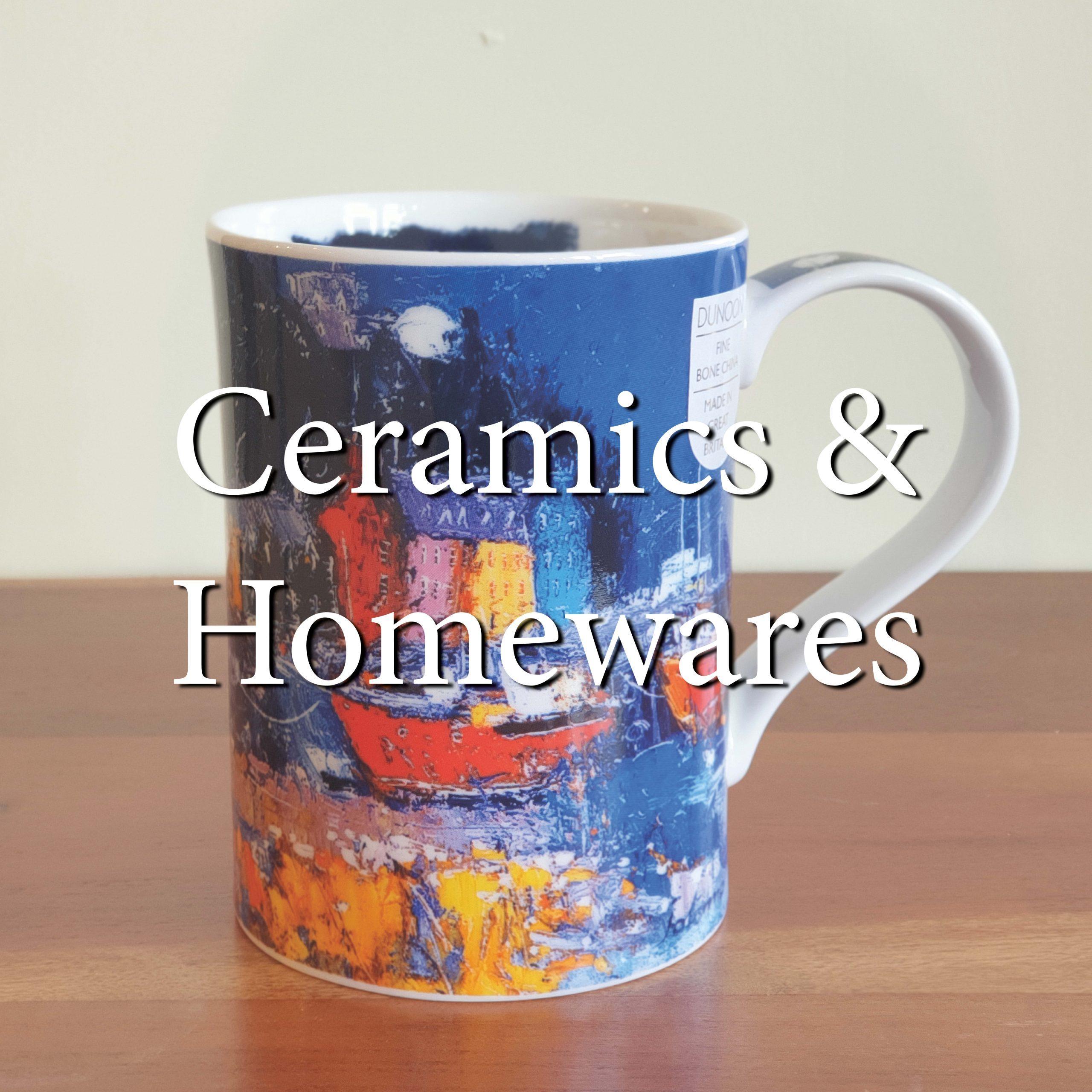 ceramics homewares